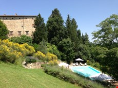 Photo of Tuscany Apartment in a Castle Hamlet Close to Florence