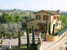 Photo 1 of Reviews of Villa Rental Chianti Tuscany Near Florence