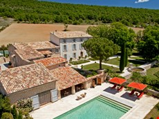 Photo of Large Luxury Villa in Provence with a Pool and Tennis Court