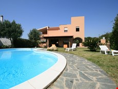 Photo of Sardinian Villa with Private Pool