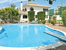Photo of Sardinian Villa with Tennis Court and Swimming Pool