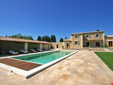 Photo of Villa for Family or Friends near Avignon with Heated Pool