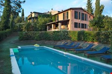family-friendly villa rental in tuscany with pool - villa sella