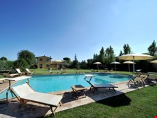 Photo 2 of Reviews of Tuscan Apartment with Shared Pool and Breathtaking Views of Cortona