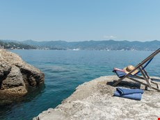 Photo 1 of Reviews of Large Family Villa in Liguria with Stunning Views of the Sea