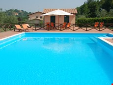 Photo 2 of Large Estate with Four Villas with Pools North of Rome