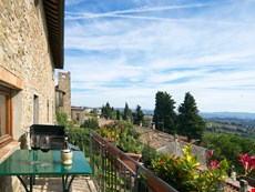 Photo of Cozy Apartment Rental in the Chianti Area