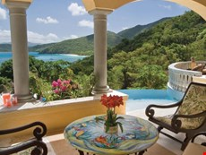 Photo 2 of Luxury Caribbean Villa On St. John Near a Beach