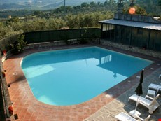 Photo 2 of Large Villa Rental in Tuscany Near Florence with Pool