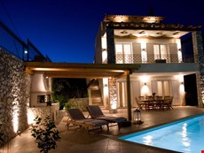 Photo of Two Beautiful Villas in Greece Near the Beach