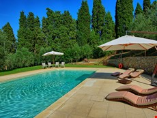 Photo 2 of Reviews of Villa with Private Pool and Easy Train Access to Florence
