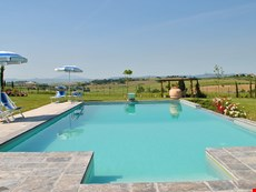 Photo of Villa with Pool Near Cortona in the Valdichiana