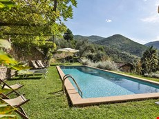 Photo 2 of Tuscan Farmhouse with Pool Views Near Lucca
