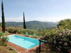 Photo 2 of Reviews of Tuscan Farmhouse with Views and Private Pool