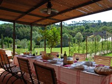 Photo 2 of Beautiful Tuscan Villa Near Lucca with Views and Private Pool