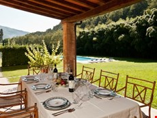 Photo of Tuscany Farmhouse Near Camaiore with a Private Pool