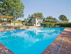 Photo of Tuscany Farmhouse with Pool for Families