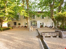 Photo of Large Villa Close to a Village and Near Avignon with a Pool and Tennis Court