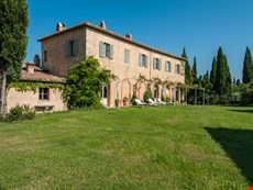 Photo of Spacious and Beautiful Tuscany Villa Near Montalcino