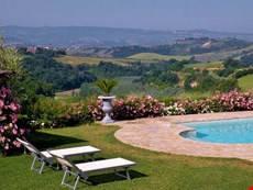 Photo of One of Four Apartments on Large Tuscan Estate