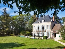 Photo 2 of Historic Burgundy Chateau with En suite Bathrooms and Private Heated Pool