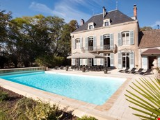 Photo of Historic Burgundy Chateau with En suite Bathrooms and Private Heated Pool