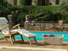 Photo 2 of Historic Tuscan Villa with Cottage with Private Pool and Tennis Court