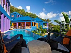 Photo of Beautiful Caribbean Villa on St. John