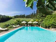 Photo 2 of Reviews of Villa on Large Estate Near San Gimignano