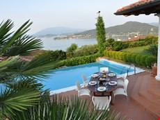 Photo of Lake Maggiore Villa with Pool and Walking Distance to Village