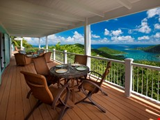 Photo of Beautiful Virgin Island St. John Villa Rental with Panoramic Views