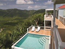 Photo 2 of Beautiful Virgin Island St. John Villa Rental with Panoramic Views