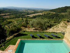 Photo of Large Luxury Villa Rental in the Chianti with Spectacular Views