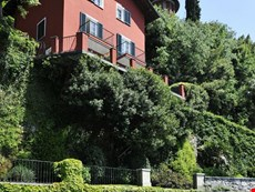 Photo of Lake Como Lakeshore Villa Close to a Village