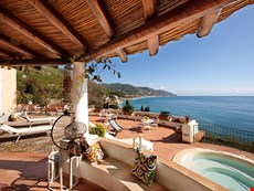 Photo of Island Villa in Sicily Within Walking Distance to the Water