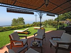 Photo 2 of Reviews of Charming Apartment Near Sorrento Overlooking Gulf of Naples