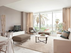 Photo 1 of Beautiful Beachside Apartment in Barcelona's Diagonal Mar District