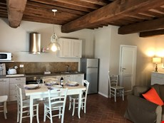Photo 2 of Apartment Rental in Tuscany, Lajatico