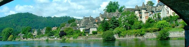 French Villas in Dordogne France